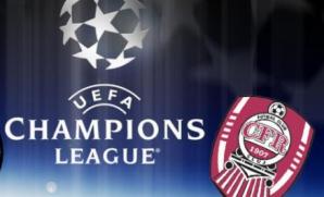 CFR Cluj în UEFA Champions League
