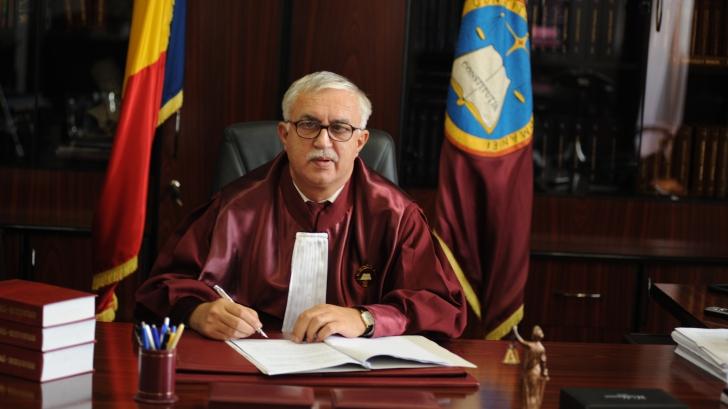 CCR. Presedintele CCR, Augustin Zagrean
