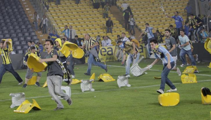 Galatasaray - Fenerbahce