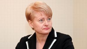 Preşedintele Lituaniei: Dacă nu vă maturizaţi, nu vi se deschide zona Schengen / Foto: izinios.lt
