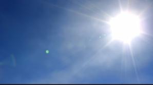 Vreme caniculară! PROGNOZA meteo pe trei zile