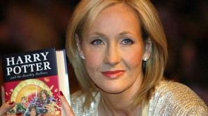 J.K. Rowling a devenit faimoasă datorită romanelor din seria Harry Potter