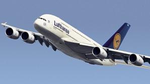 HAOS ÎN TRAFICUL AERIAN: Grevă Lufthansa pe aerporturile Berlin - Tegel şi Munchen