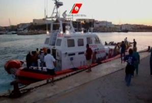 Naufragiu în Marea Mediterană