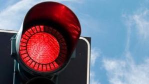 Semafoare blocate în zona Unirii