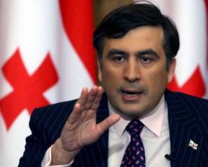 Mihail Saakasvili, fostul preşedinte al Georgiei