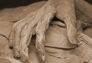 Spaniolul şi-a găsit soţia moartă şi mumificată