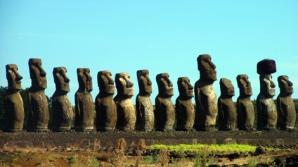 Misterul statuilor din Insula Paștelui a fost descifrat