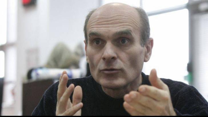 Jurnalistul Cristian Tudor Popescu