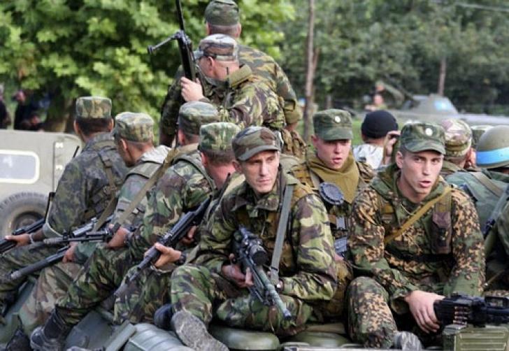 Militari ruşi
