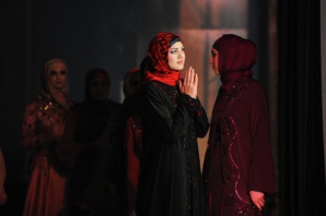 Cum arată moda musulmană modernă în Cecenia