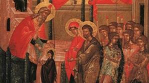 Tradiţii pentru spor şi sănătate la Sărbătoarea Luminii-Intrarea în Biserică a Maicii Domnului