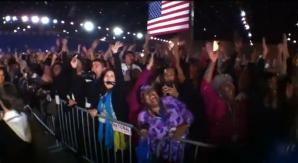 Alegeri SUA 2012: Suporterii lui Obama sărbătoresc victoria