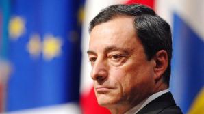 Preşedintele BCE, Mario Draghi