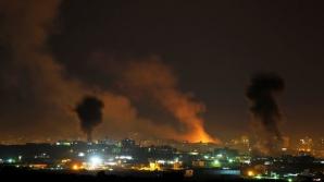 Avioane militare iordaniene participă la raiduri aeriene în Siria