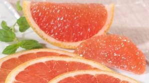 Grapefruit-ul îţi poate pune viaţa în pericol