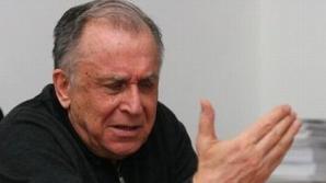 """Fostul preşedinte Ion Iliescu """""""