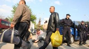 Sute de migranţi străini, găsiţi ilegal în România, în urma Operaţiunii Aphrodite