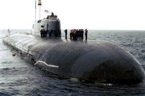 Submarinele Rusiei