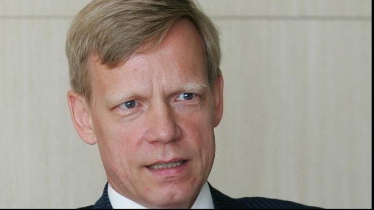 Steven van Groningen, seful Raiffeisen