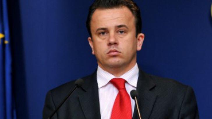 Ministrul pentru Dialog Social, Liviu Pop