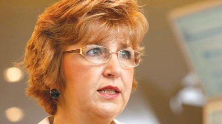 Mariana Gheorghe, şefa Petrom