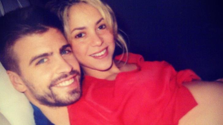 Shakira și Pique