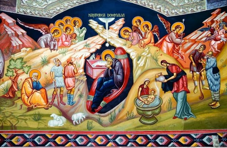 POstul Crăciunului sau Postul Naşterii Domnului
