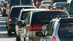 Trafic aglomerat pe DN1 / Foto: newsbv.ro