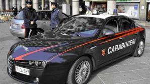 Operaţiuni în forţă anti-mafia la Roma şi în Calabria