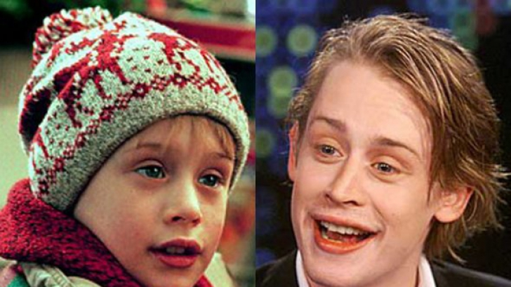 <p>Macaulay Culkin</p>