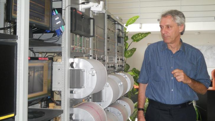 Seismologul Mircea Radulian