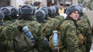 Armata rusă schimba caciula