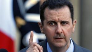 Liderul de la Damasc, Bashar al-Assad
