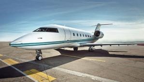 Bombardier, avionul preferat al lui Dinu Patriciu