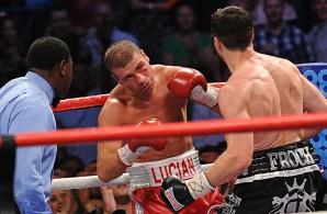 Lucian Bute a fost făcut KO de Carl Froch