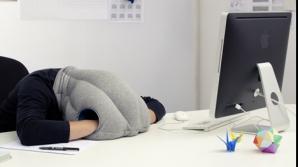 Cum poţi să tragi un pui de somn la serviciu