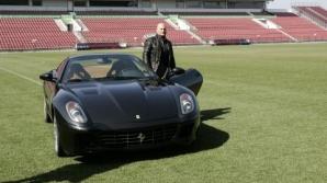 Paszkany este fan Ferrari