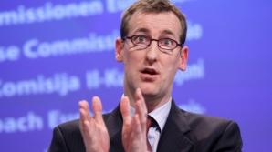 Purtătorul de cuvânt al CE a spus că oficialii trebuie să se supună regulilor privind corupţia şi conflictul de interese