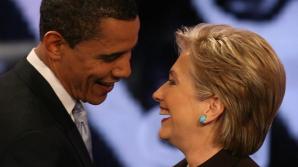 Barack Obama şi Hillary Clinton FAC ISTORIE