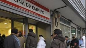 Şomajul în Spania, la minimul ultimilor 4 ani