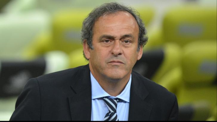 Marţi, au fost alegeri la UEFA pentru postul de preşedinte al forului