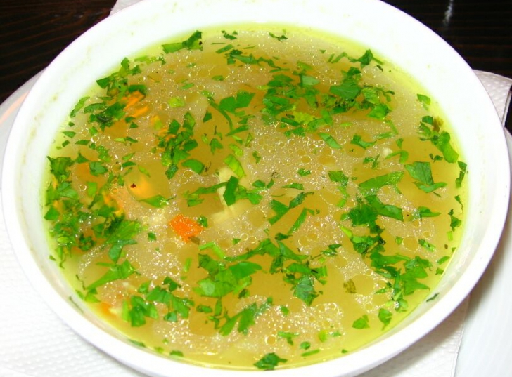 Supă de pui