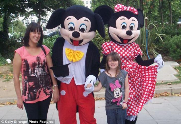 Liza Russell, decisă să ofere familiei sale cele mai frumoase amintiri după un diagnostic necruţător
