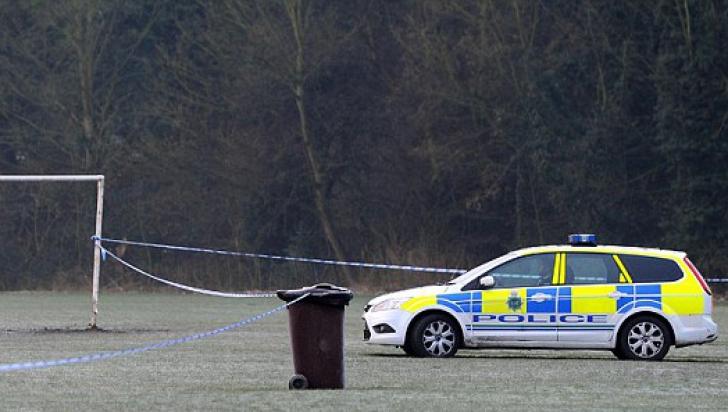 Anchetă poliție Anglia