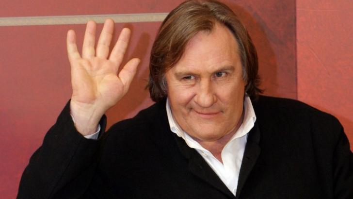 """Gerard Depardieu, în SCANDAL cu producătorii filmului românesc """"Condamnat la viaţă"""""""