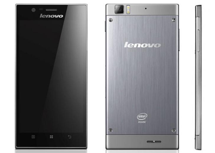 Lenovo K900 – Primul smartphone Dual-Core Intel