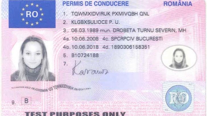 Dacă aveţi permisul de conducere expirat trebuie să vă faceţi analizele medicale