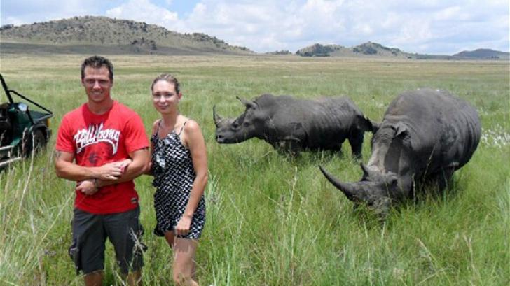 Safari cu peripeții în Africa de Sud