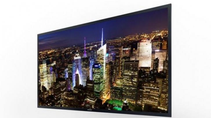 Sony BRAVIA 4K – Noi televizoare pentru conţinutul de viitor